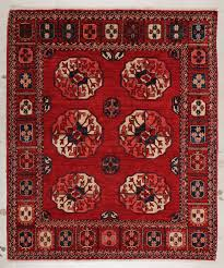 turkmen rug afghanistan 5 1 x 6 3