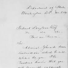 about this collection frederick douglass papers at the library frederick