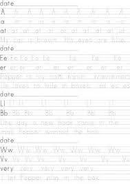 Awesome Handwriting Practice Handwriting Practice