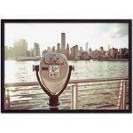 <b>Постер в рамке Дом</b> Корлеоне Ледяное озеро 50x70 см купить в ...