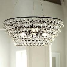 nice glass orb chandelier sphere clear espresso