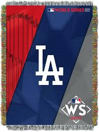 dodgers bedding dodgers national league champions tapestry