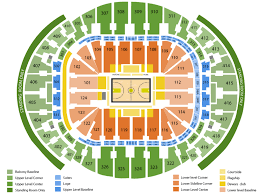 Aaa Miami Heat Seating Chart Logical American Airlines Arena Seat Chart Best Seats In