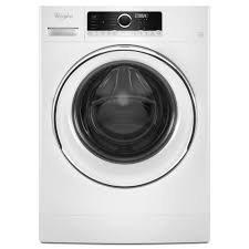 How Do High Efficiency Washers Work Whirlpool 23 Cu Ft High Efficiency Compact Front Load Washer In