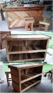 Bar Made Out Of Pallets Best 25 Wood Pallet Bar Ideas On Pinterest Bar Outdoor Pallet