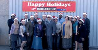 Merry Christmas The Office Amino