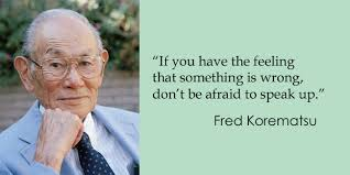 Fred Korematsu Quotes Interesting Holiday Calendar Fred Korematsu Day Of Civil Liberties And The