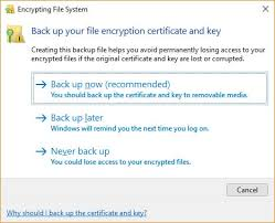 How To Encrypt Files And Folders In Windows 10 8 Or 7 Comparitech