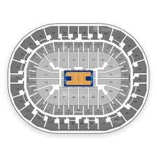 Oklahoma City Thunder Arena Seating Chart Oklahoma City Thunder Seating Chart Map Seatgeek