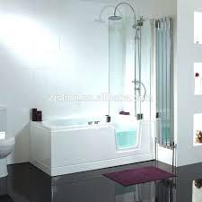 bathtub for seniors walk in 5 ft