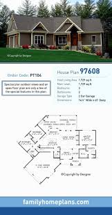 house plans for downward sloping lots of 22 house plans for downward sloping lots