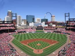 St Louis Cardinals Stadium Seating Chart Busch Stadium St Louis Mo Seating Chart View