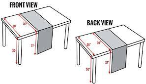 table runner dimensions table runner sizes table runner size for inch round type table runners best
