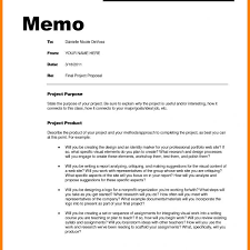 Memo Report Example 7 Example Of A Memo Report Rn Cover Letter Within Memo