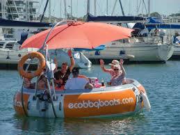 Mandurah Christmas Lights Boat Hire Eco Bbq Boats