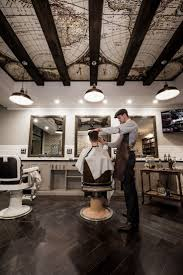 This was a project completed in early 2016 for the design of a new Sydney  barbershop