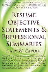 learn how to start your resume effectively sample resume objectives general