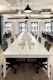 New office designs Industrial Nike Communications Office By Homepolish And Huxhux Design Office Snapshots Modern Office Furniture Strongproject 41 Best Open Plan Offices Images Open Office Office Spaces Offices