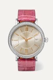 Ladies Designer Bling Watches Portofino Automatic 37mm