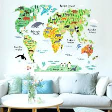 Creative office wall art Wraps Office Creative Office Walls New Creative World Map For Office Wall Stickers For Kid Room Living Room Creative Office Walls The Hathor Legacy Creative Office Walls Creative Office Wall Art Office Wall Drawing