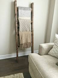 reclaimed wood furniture ideas. reclaimed wood blanket ladder furniture ideas a