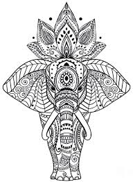 Coloring Pages Buy Coloring Books Online Animal Mandala Pages
