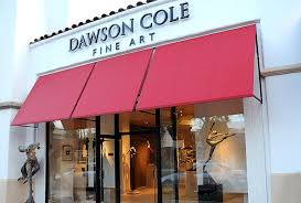 richard macdonald world renowned american figurative sculptor was featured in the annual solo exhibition of perfect balance at dawson cole fine art in