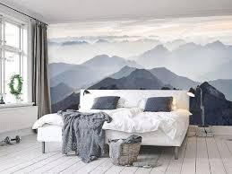 Bedroom: Bedroom Murals Lovely Best 25 Mountain Bedroom Ideas On Pinterest  Mountain Mural Kids Bedroom