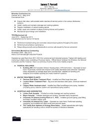Pipefitters Resume Resume Work Template