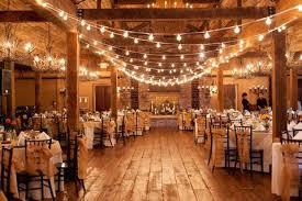 barn wedding lights. By Chloe Barn Wedding Lights HappyWedd.com