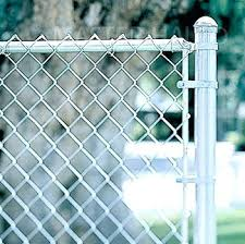 chain link fence post. Installing Chain Link Fence Install Drive Gate How To Post On A Hill . L