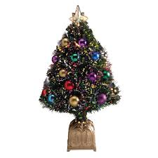 Fiber Optic Christmas Tree - Holidays & Gifts - Walter Drake