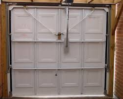 garage door inside. Georgian Garage Door Rear View Inside