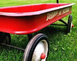 21 red wagon repurpose ideas