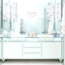floor cabinet with glass doors bathroom cabinets tall white