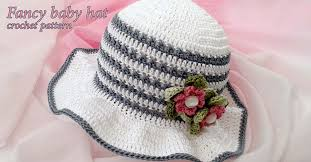 Baby Beanie Crochet Pattern Awesome FREE CROCHET PATTERN Fancy Baby Hat Maki Crochet Patterns
