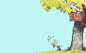 calvin and hobbes was my favorite when i was growing up i love this
