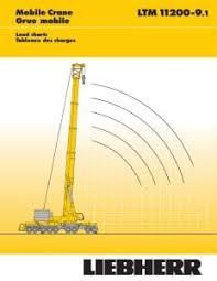 Liebherr Ltm11200 9 1 1 200t Cranepedia