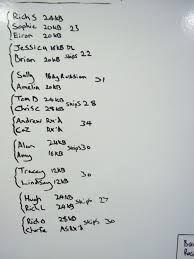 deck of cards teams of 2 3 20 minutes as many cards as possible clubs burs hearts sit ups spades double unders 10 x skips