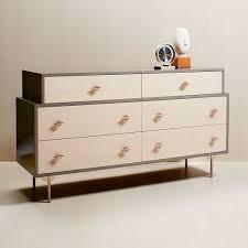 greta 6 drawer dresser