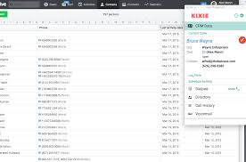 Sales Call List List View Dialing In Pipedrive