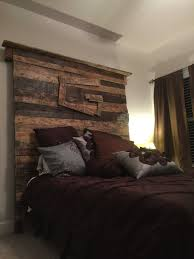 Pallet Bedroom Queen Size Pallet Bed Headboard O Pallet Ideas O 1001 Pallets
