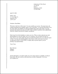 Free Formal Letter Template Business Letter Template