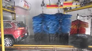 car wash works motor city wash works cross over wrap arounds 180 cars per hour 2 17