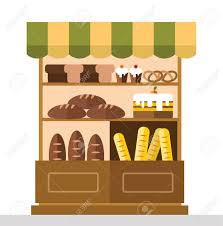 Collection Of 14 Free Storefront Clipart Bakery Storefront Bill