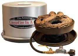 propane fire ring. 3 Portable Propane Outdoor Campfires Over 60000 Btus Fire Ring