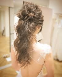 Weddinghair ウェディングヘアポニーテールアレンジ Tomoko Tanakahair
