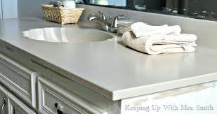 can you paint bathroom countertops how i repainted an ugly bathroom using coating diy spray paint bathroom countertop