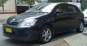 File:2004-2007 Toyota Corolla (ZZE122R 5Y) Ascent Sport 5-door ...