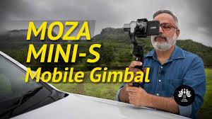 Mobile Videography - <b>Moza Mini</b>-<b>S</b> Mobile Gimbal Review and field ...